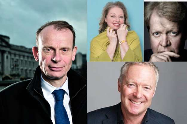 Lif Fest guests include Andrew Marr, Hilary Mantel, Charles Spencer and Rory Bremner
